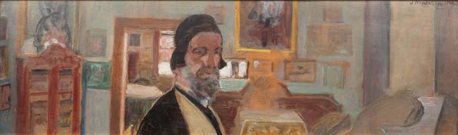 autoportret-we-wnetrzu-jacek-malczewski