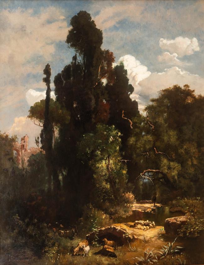 krajobraz-wloski-1891-r-henri-d-roszezewski