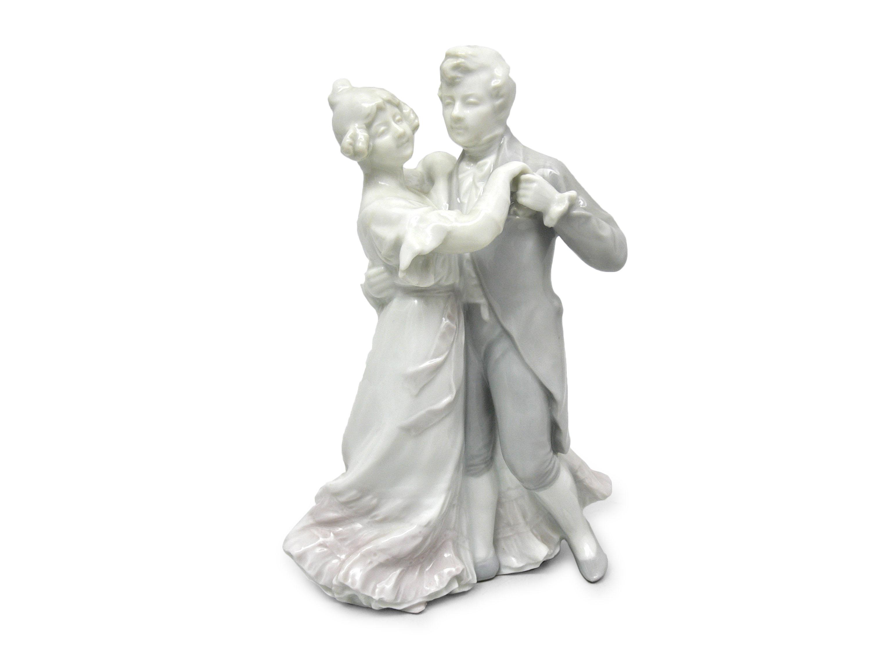 Figurka pary tancerzy