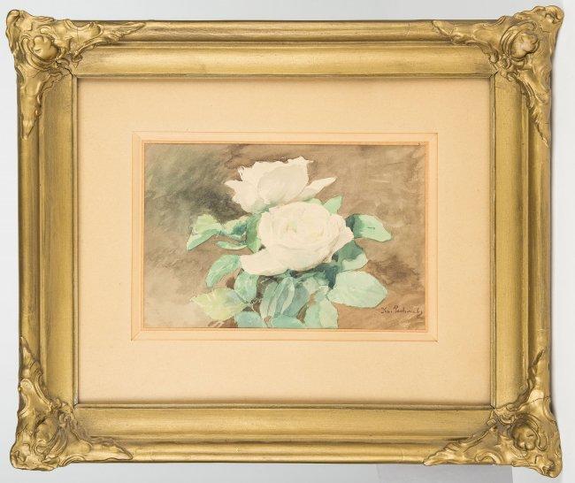 Kazimierz Pochwalski | Białe różyczki