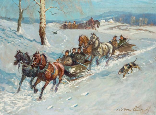 wyjazd-na-polowanie-roman-antoni-breitenwald