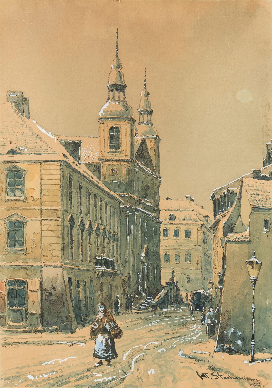 kosciol-paulinow-na-ulicy-dlugiej-na-nowym-miescie-w-warszawie-wladyslaw-chmielinski