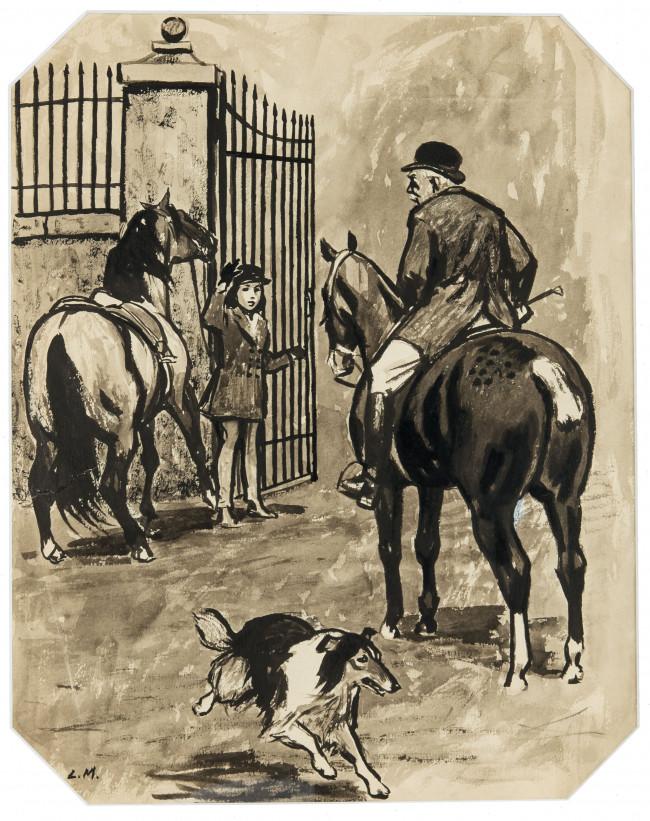 ilustracja-do-lassie-wroc-ludwik-maciag