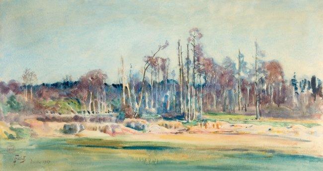 Julian Fałat | Osiek, 1913 r.