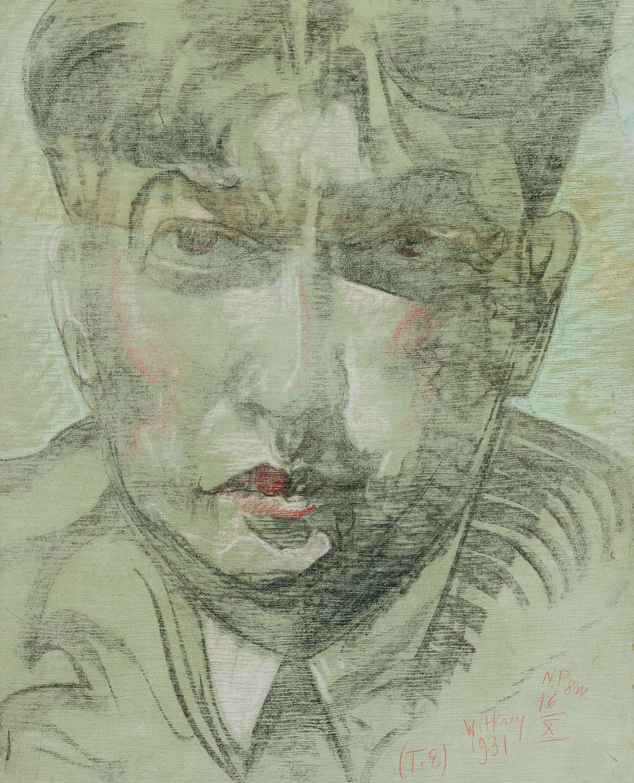 Stanisław Ignacy Witkiewicz | Portret męski, 16 X 1931 r.