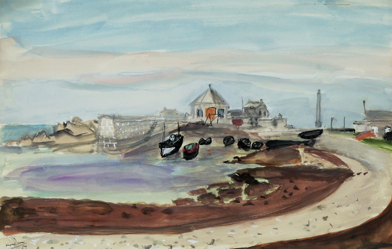 Henryk Hayden | Zatoka, 1957 r.