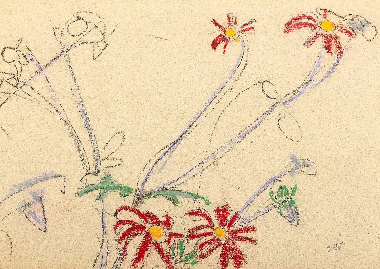 Wojciech Weiss | Kwiaty