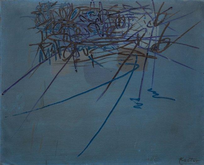 Tadeusz Kantor | Kompozycja, 1957