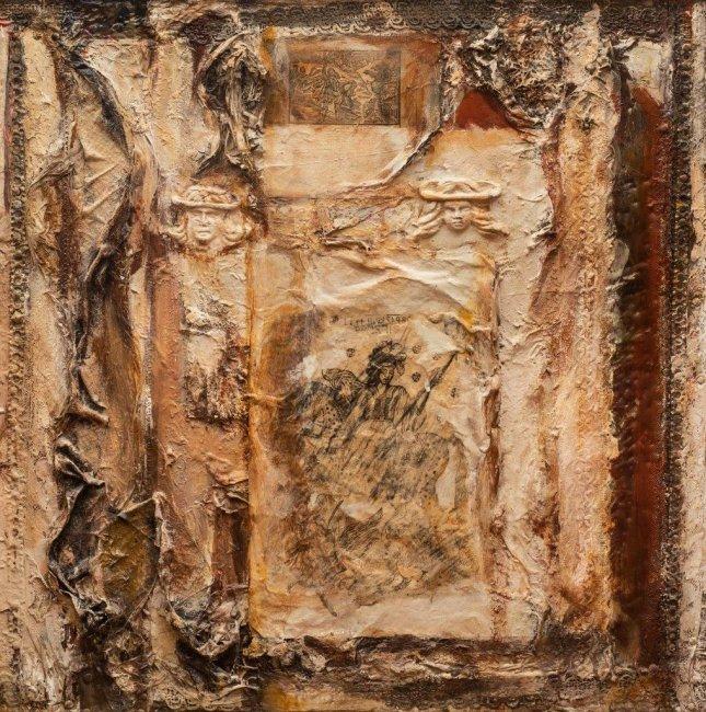 Teresa Rudowicz | Kompozycja 67/28, 1967