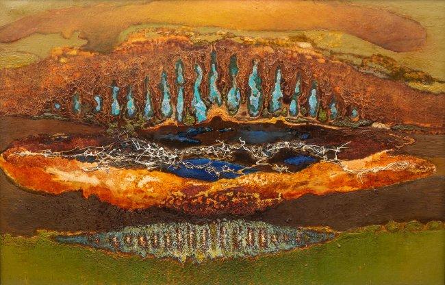 Zdzisław Salaburski | Kompozycja, 1983