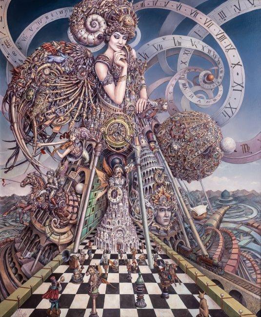 Tomasz Sętowski | Panopticum Lady Dream, 2020