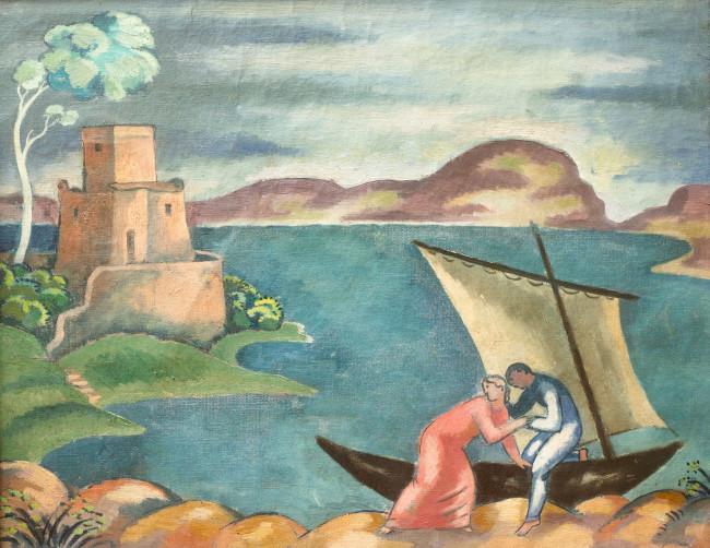 idylla-rybacka-zaproszenie-do-lodzi-1914-r-eugeniusz-zak