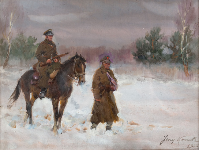 patrol-ulanski-1935-r-jerzy-kossak