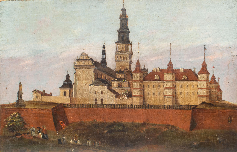 klasztor-w-czestochowie-walery-eljasz-radzikowski