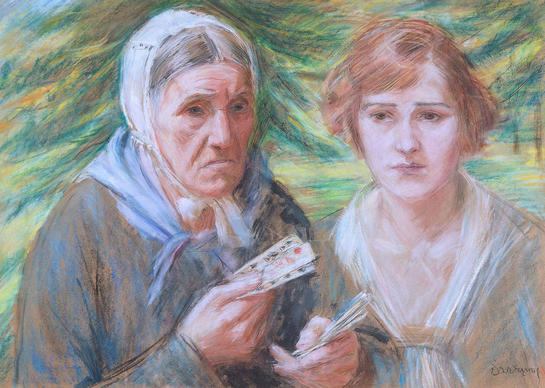 dwie-kobiety-wrozba-jozef-szczesny