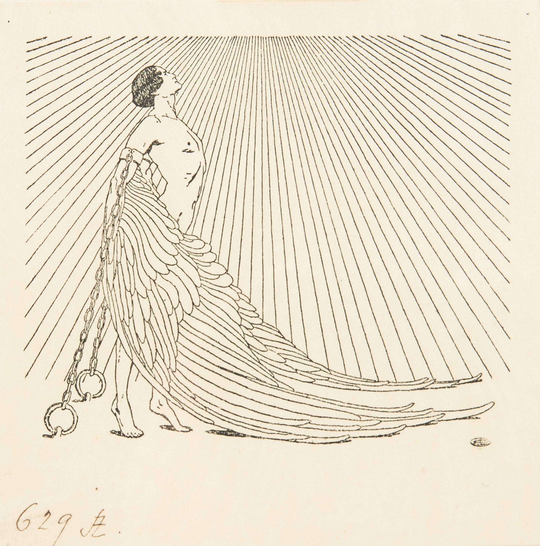 prometeusz-ex-libris-stefana-zeromskiego-1909-r-edward-okun