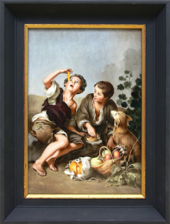 plakieta-jedzace-dzieci-wedlug-bartolom-estebana-murillo