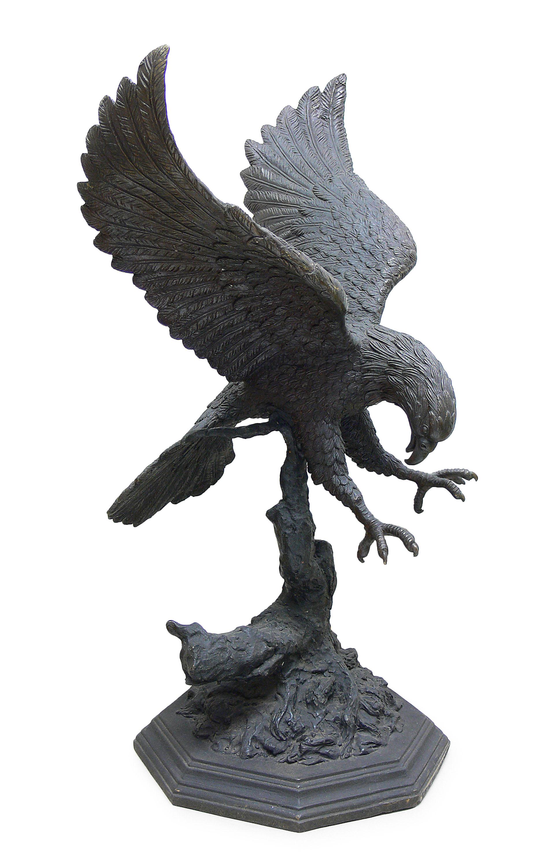 Jules Moigniez | Figura orła, XIX/XX w.