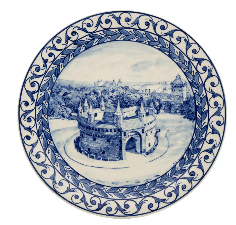 talerz-dekoracyjny-z-barbakanem-w-krakowie-chodziez-3-cw-xx-w