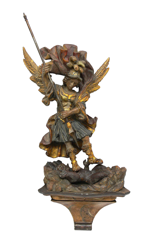 Figura świętego Michała