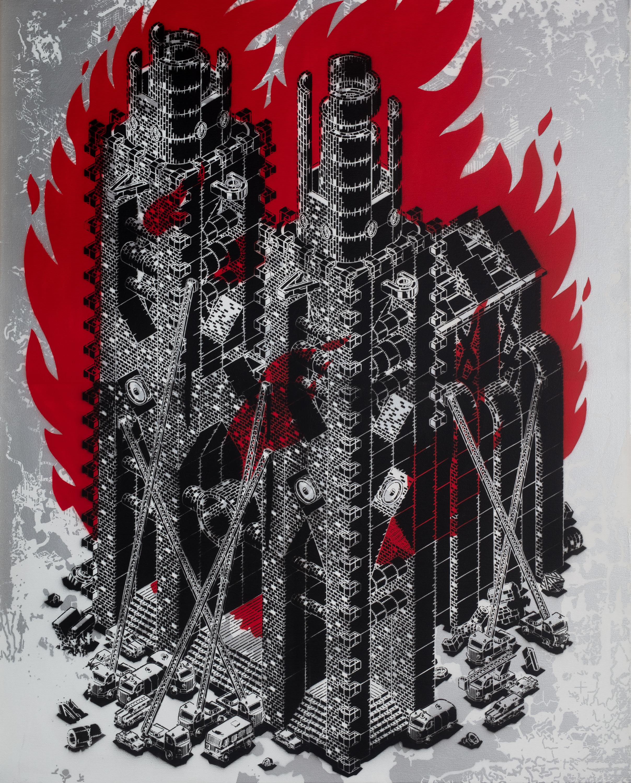 Mariusz Waras | Firestarter, 2020