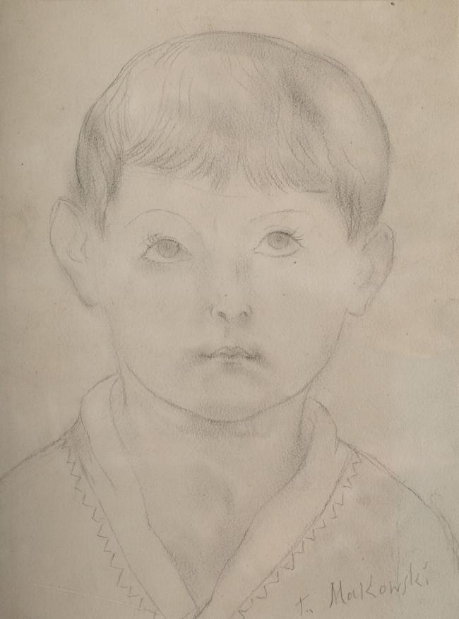 portret-chlopca-tadeusz-makowski