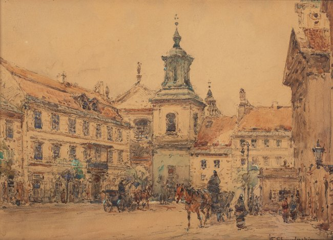 Władysław Chmieliński | Kościół św. Jacka w Warszawie