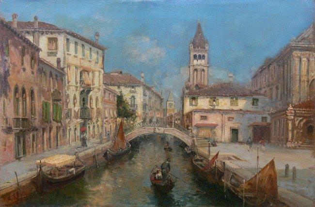 A. Rodetti | Wenecja