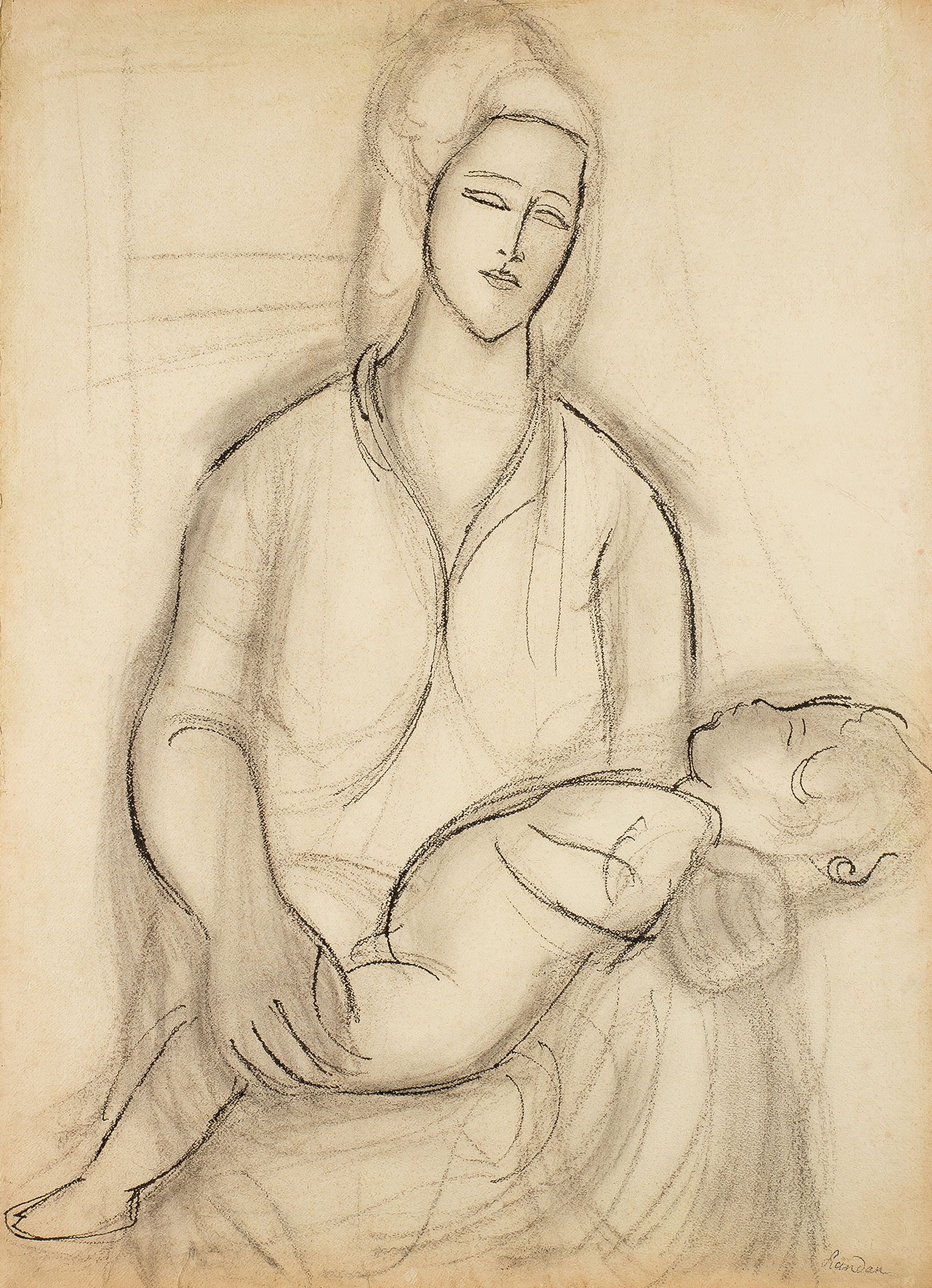 mother-and-child-zygmunt-landau
