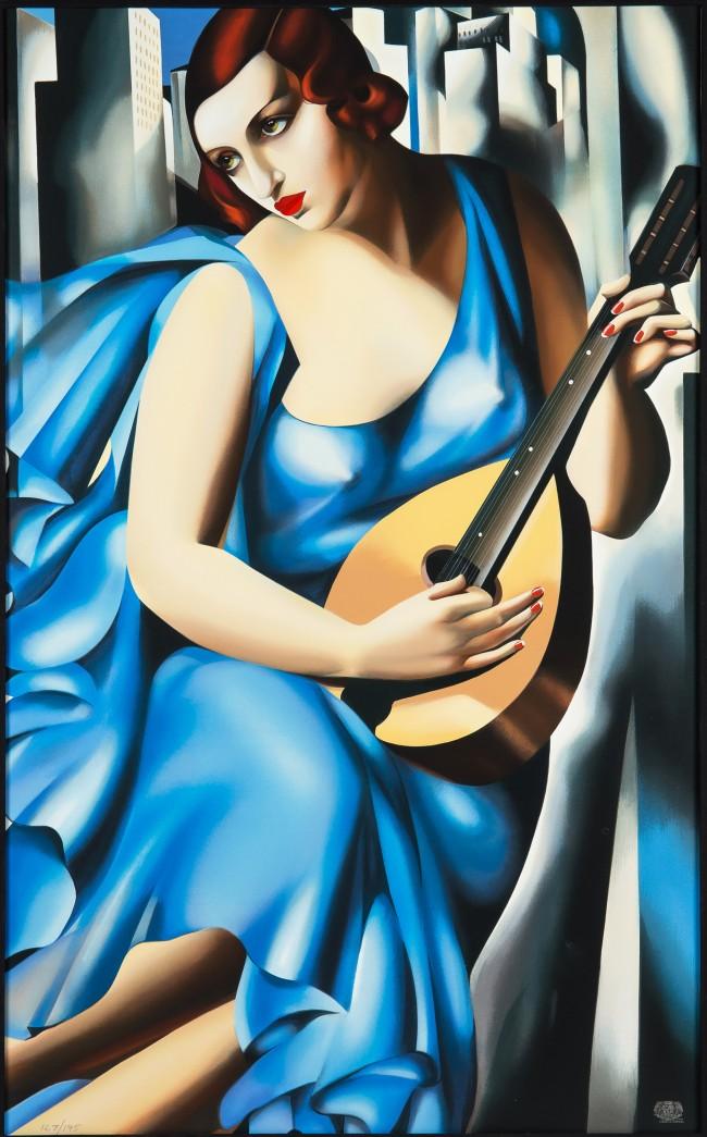 femme-bleue-a-la-guitare-tamara-lempicka