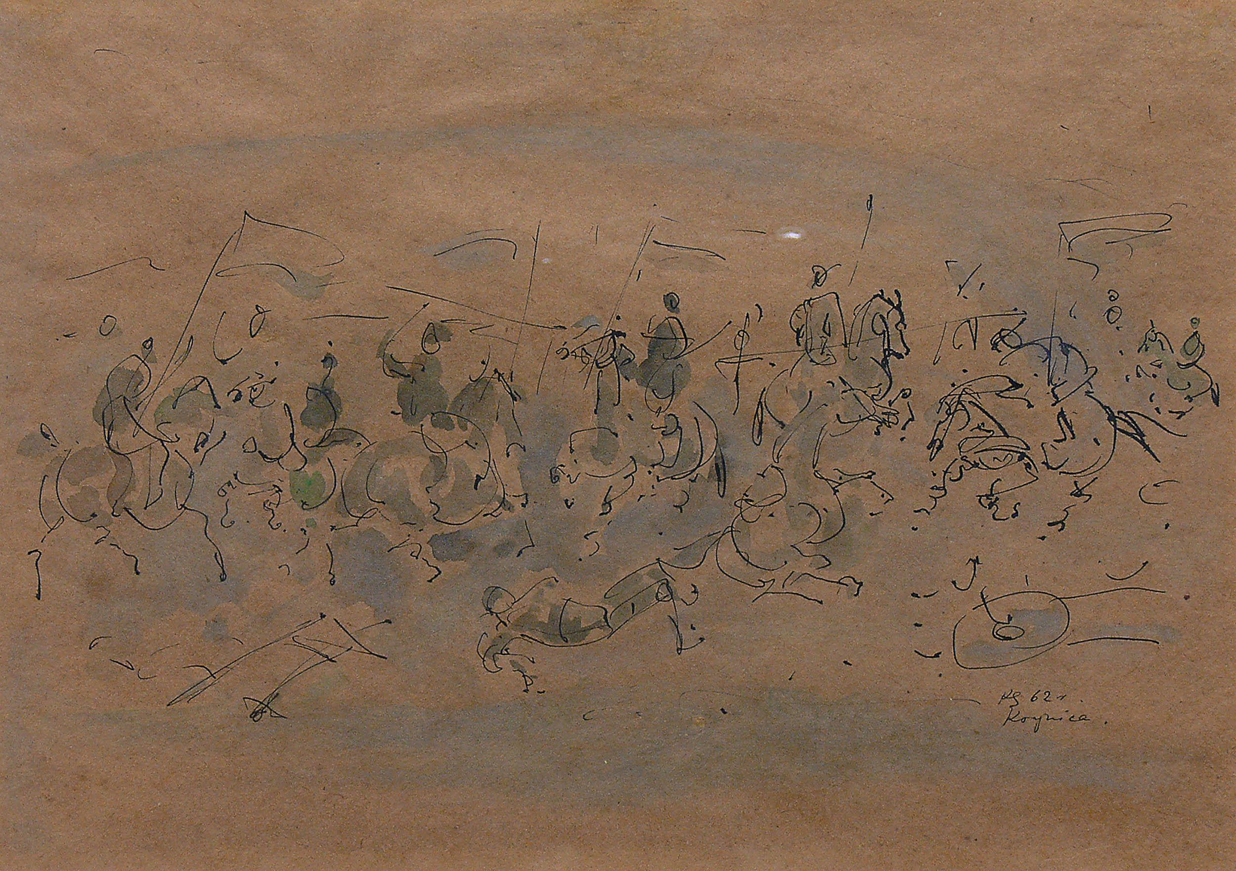 Kazimierz Szemioth | Bitwa, 1962 r.
