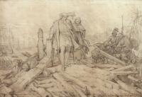Kolumb na gruzach pierwszej kolonii, 1849 r.