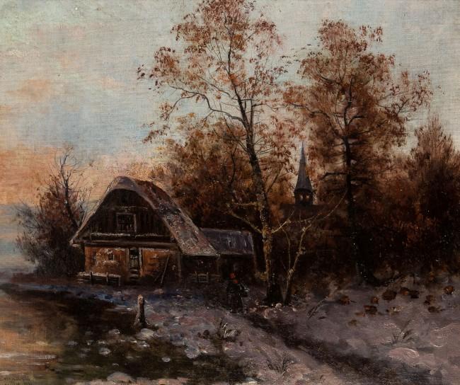 stary-dom-pod-miastem-1891-r-franciszek-zajchowski