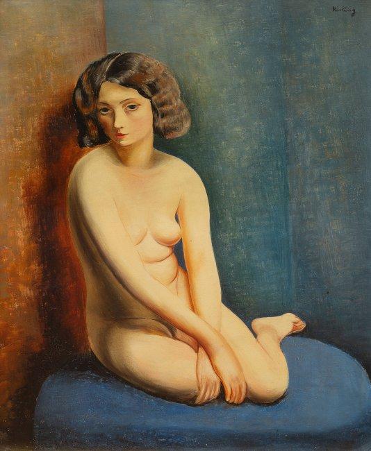 Mojżesz Kisling | Akt, przed 1932 r.