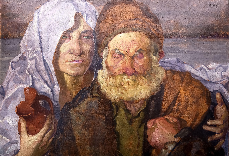 Artur Kolnik   Przemijanie, 1919 r.