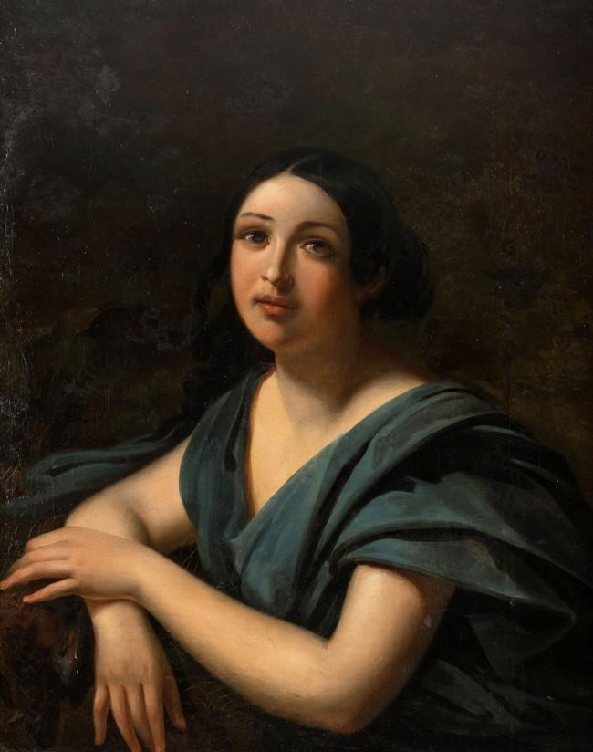 portret-kobiety-jan-nepomucen-lewicki