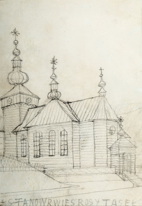 Nikifor Krynicki | Kościół