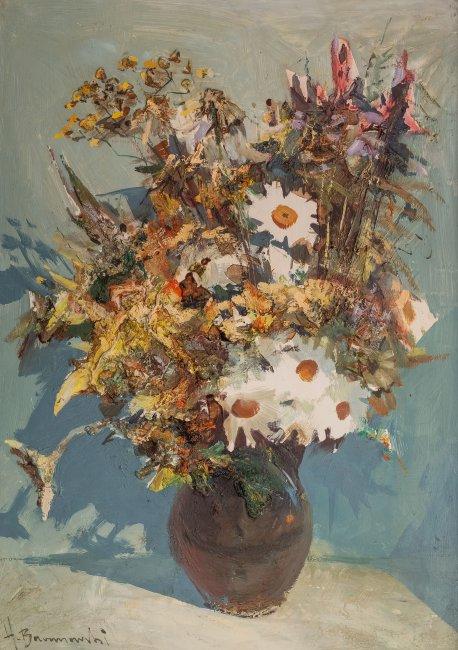 Henryk Baranowski | Kwiaty, 1981 r.