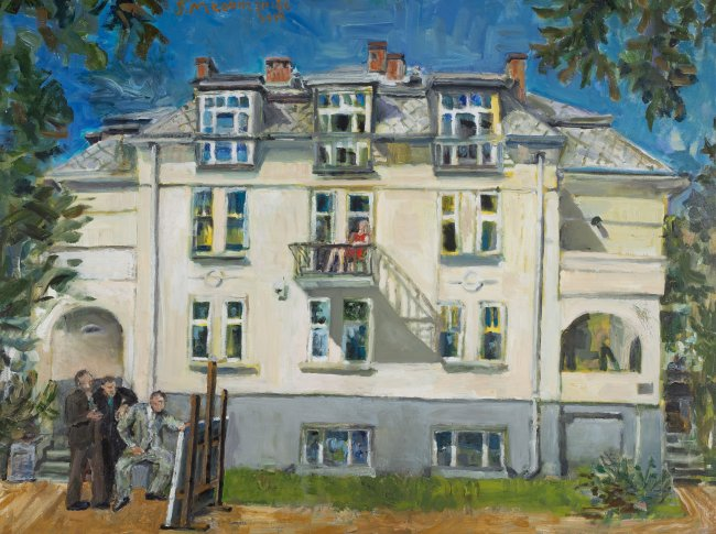 """Stanisław Młodożeniec   """"Ezra"""" House, 2019 r."""
