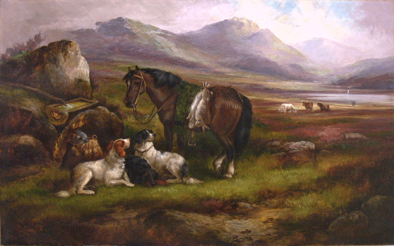 Robert Cleminson | Po polowaniu