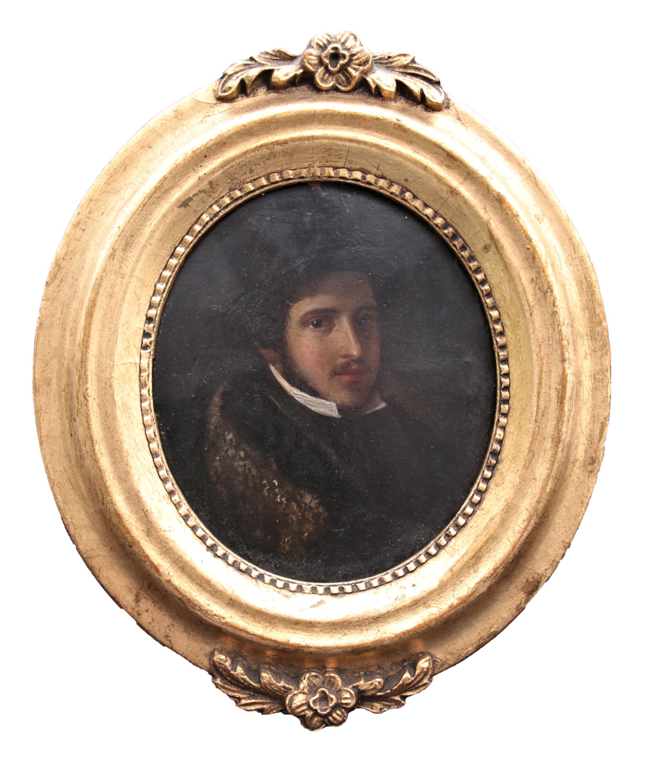 Artysta nieokreślony | Miniatura z portretem ks. Poniatowskiego