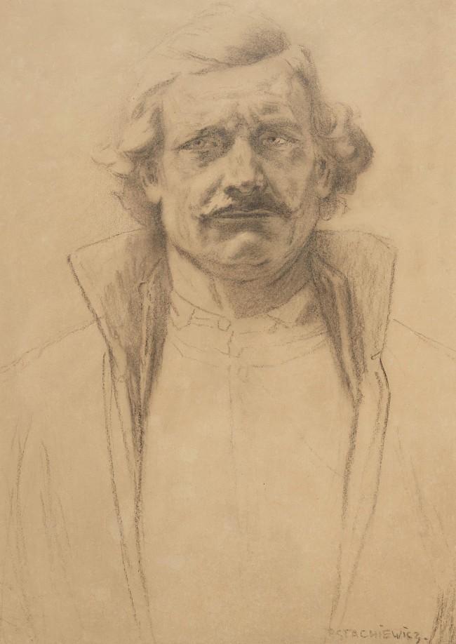 portret-bartosza-glowackiego-piotr-stachiewicz