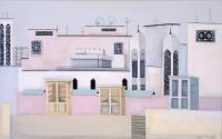 Stare miasto Dubaj z cyklu Kalejdoskop, 2014
