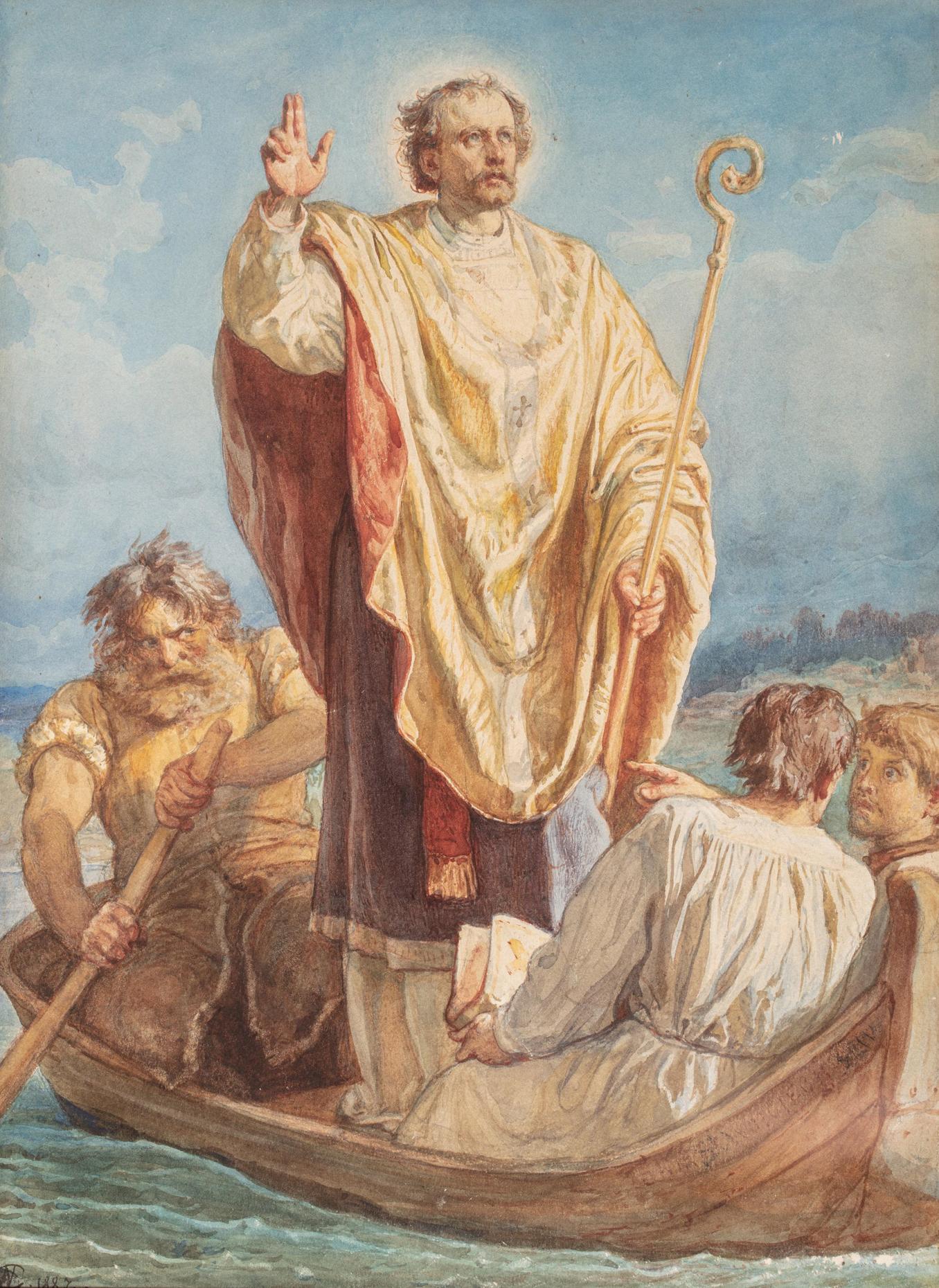 Wojciech Gerson | Święty Wojciech, 1887 r.
