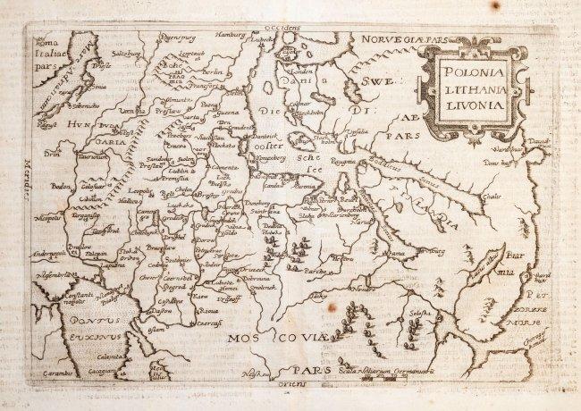Johannes Metellus | Polonia Lithania Livonia