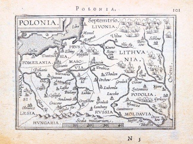 Jan Baptist Vrients | Polonia