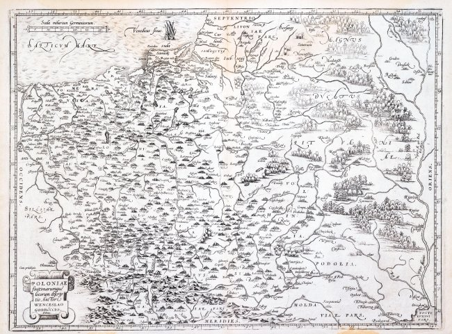 Wacław Grodecki | Poloniae finitimarumque locorum descriptio…