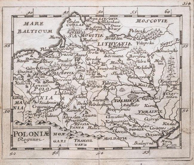 Johann Christoph Beer | Poloniae Regnum