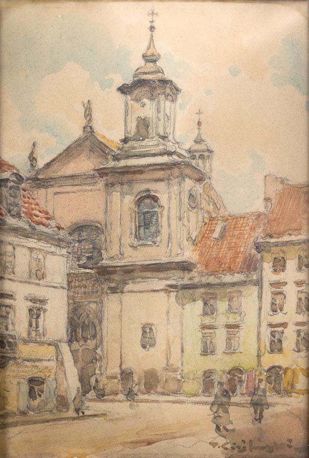 Kościół św. Jacka w Warszawie