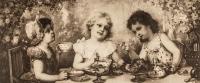 Herbatka, wg Franza Lefler'a